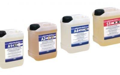 เลือกน้ำยาล้างอย่างไรเพื่อให้ได้น้ำยาล้างที่ดีที่สุดสำหรับงานล้างอุตสาหกรรม